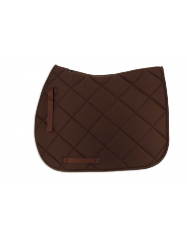 Prem's Saddle Pad - Plain Brown