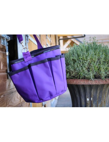 Grooming Bag - Purple