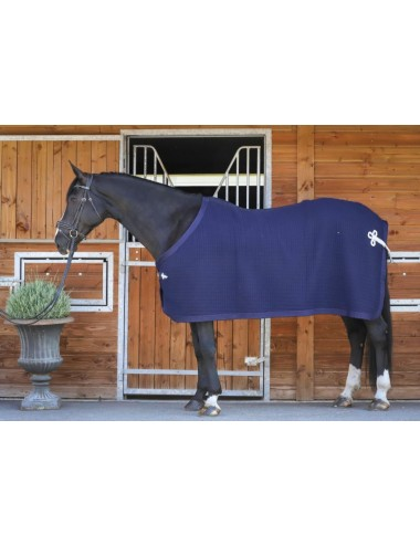 Padded show sheet - Navy