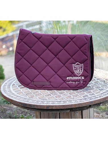 Customizable Prems signature saddle pad
