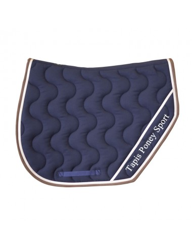 Tapis de selle Sport Poney personnalisable