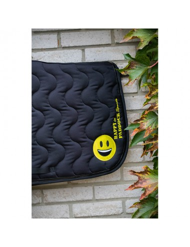 Classic saddle pad - Happy