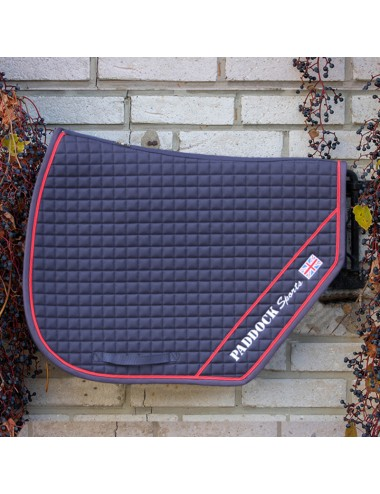 Sport saddle pad -  United Kingdom Flag
