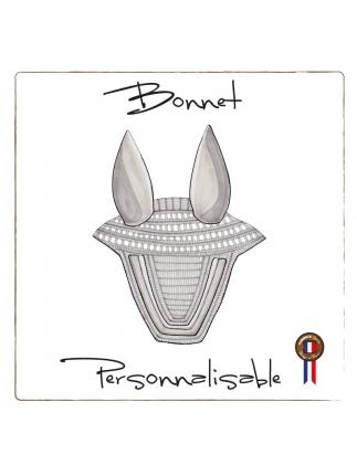 Ear bonnet - Light grey