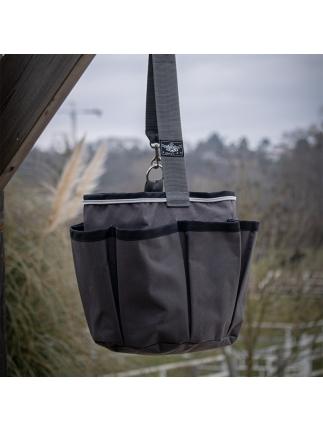 Ear Bonnet - Burgundy
