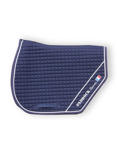 Sport saddle pad - France Flag