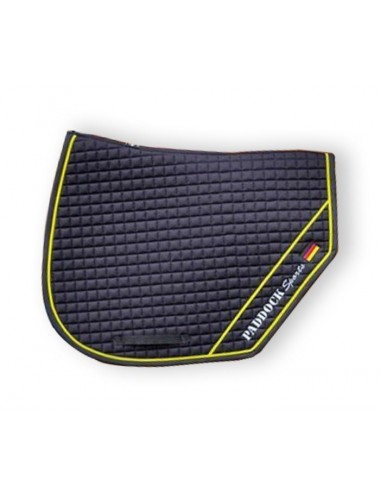 Sport saddle pad  - Germany flag