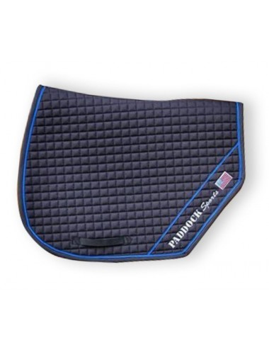 Sport saddle pad - USA flag