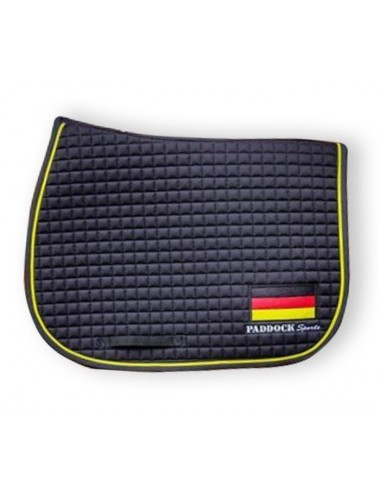 American saddle pad - Germany flag