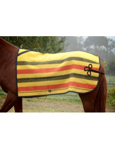 Newmarket square exercise rug