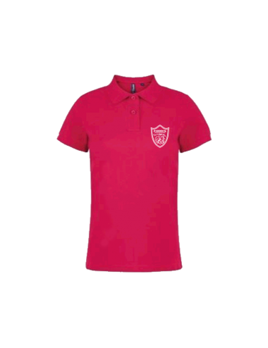Paddock polo shirt - Customizable Women